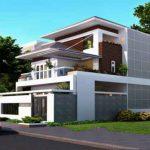 Ngắm mẫu thiết kế biệt thự 2 tầng 900 triệu tại Vĩnh Phúc
