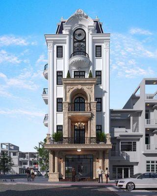 Liên hệ thiết kế kiến trúc tại Vĩnh Phúc