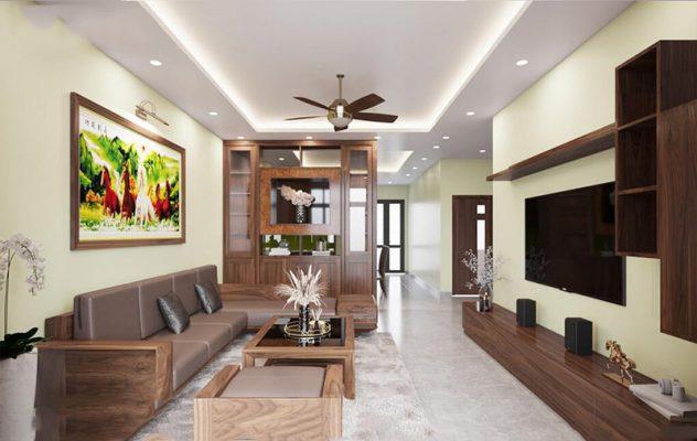 Thiết kế nội thất nhà cấp 4 đẹp tinh tế và bình dị