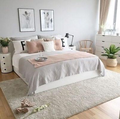Phòng ngủ đơn cho bé gái