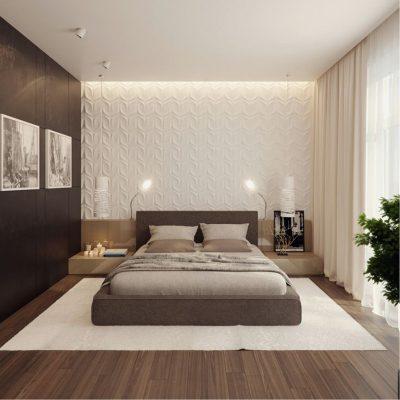 Phòng ngủ người già