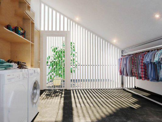 Thiết kế nội thất nhà phố liền kề 150m2 tại Thái Nguyên