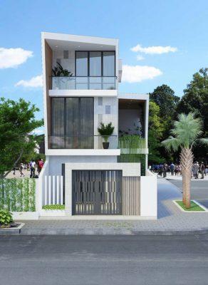 Nhà phố hiện đại 2021