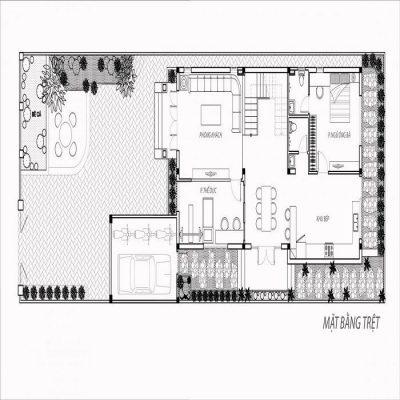 Nhận thiết kế thi công nhà ở tại Vĩnh Yên Vĩnh Phúc