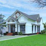 Thiết kế thi công nhà vườn mái thái tại Phú Thọ