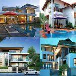 Tư vấn thiết kế xây dựng biệt thự hiện đại 450m2