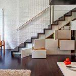 Thiết kế cầu thang ấn tượng cho nhà nhỏ hẹp