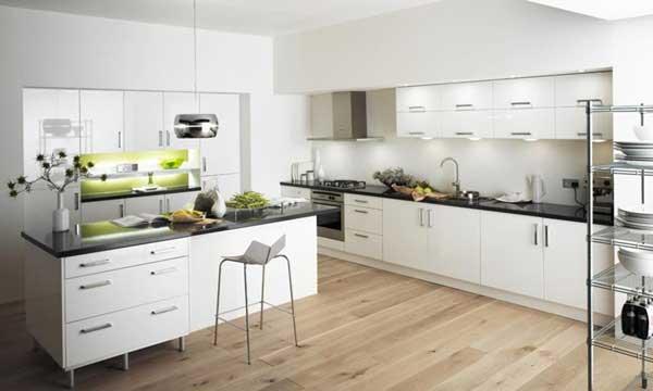 Các mẫu bếp đẹp hiện đại dành cho các bạn