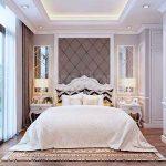 Mẫu thiết kế nội thất phòng ngủ nhà cấp 4 đẹp Tại Vĩnh Phúc
