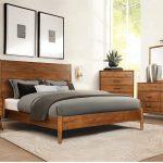 Mẫu nội thất phòng ngủ bằng gỗ đẹp sang trọng