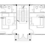 Thiết kế biệt thự 2 tầng cổ điển kiểu Pháp