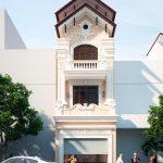 Thiết kế nhà lô phố hiện đại cho gia đình anh Thành ở Ninh Bình