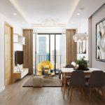 Top 6 mẫu thiết kế nội thất chung cư mini đẹp nhất 2021