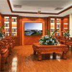 Tìm hiểu về xu hướng thiết kế nội thất gỗ cho phòng khách
