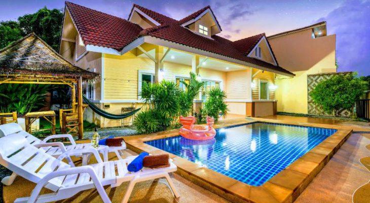 Thiết kế biệt thự hồ bơi tại Phú Thọ