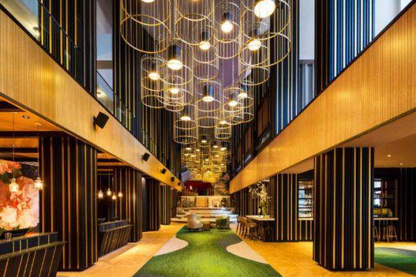 Báo giá thiết kế thi công khách sạn tại Phú Thọ