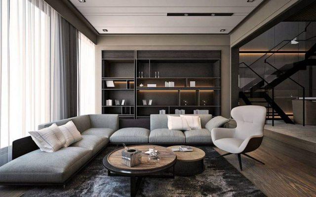 Xu hướng thiết kế nội thất hiện đại
