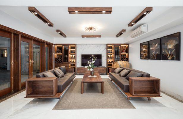 Xu hướng thiết kế nội thất cao cấp