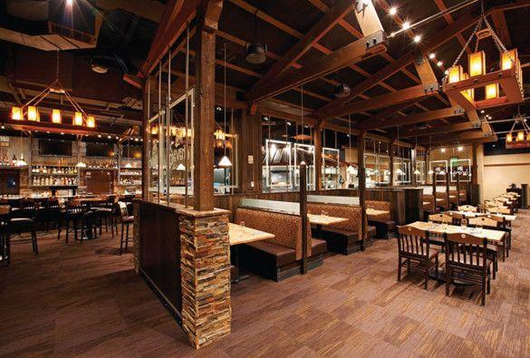 Thiết kế kiến trúc nhà hàng số một tại Phú Thọ