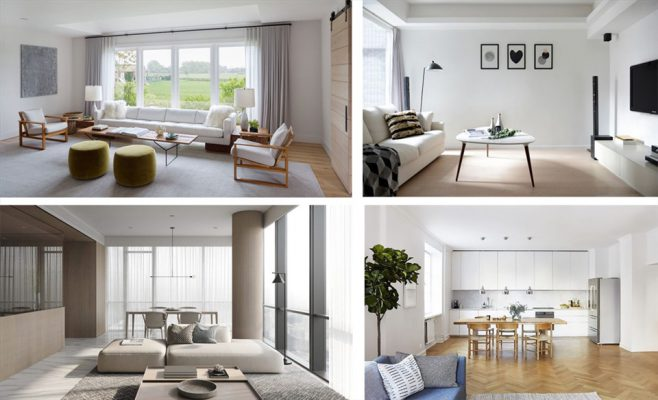 Nội thất đơn giản cho ngôi nhà gồm 4 thành viên