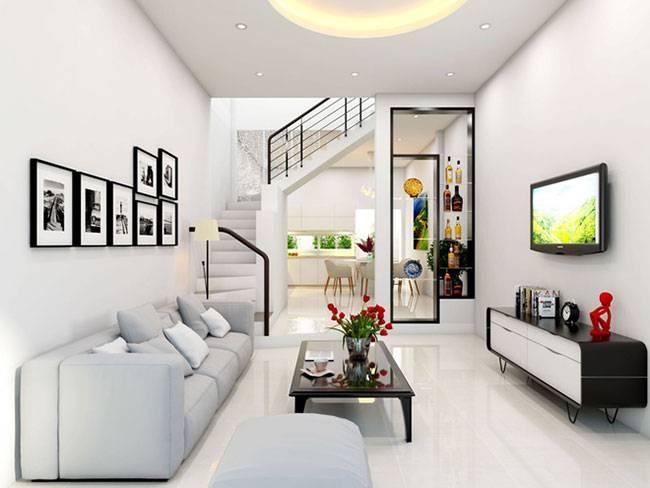 Bí quyết thiết kế nội thất nhà ống 4m mặt tiền đẹp tại Vĩnh Phúc