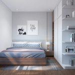Những mẫu thiết kế phòng ngủ có diện tích nhỏ đẹp cuốn hút