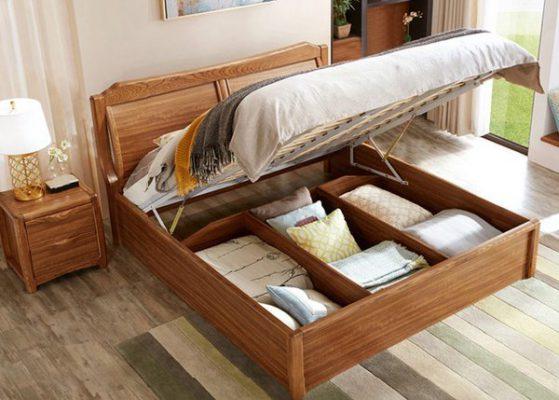 Lựa chọn thiết kế giường ngủ thông minh
