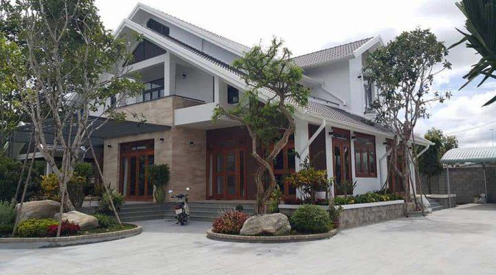 Thiết kế biệt thự 1 tầng tại Phú Thọ