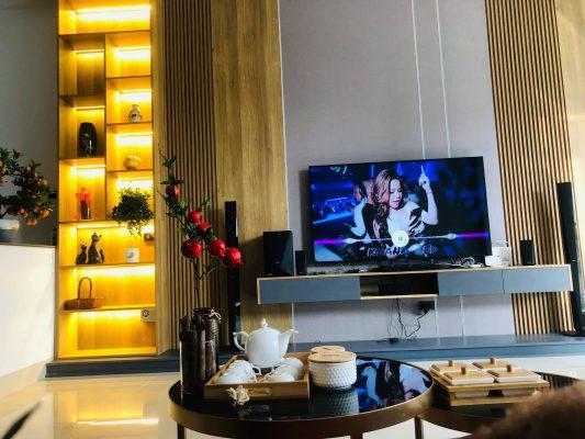 Tổng quan quá trình thiết kế nhà mặt phố 2 tầng tại Phú Thọ