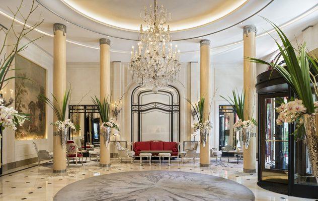 Báo giá thiết kế nội thất khách sạn tại Phú Thọ