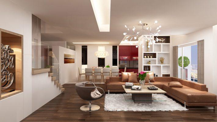 Thiết kế thi công nội thất chuyên nghiệp tại Phú Thọ