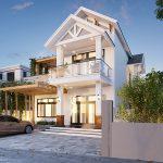 Thiết kế nhà tại Việt Trì – Phú Thọ