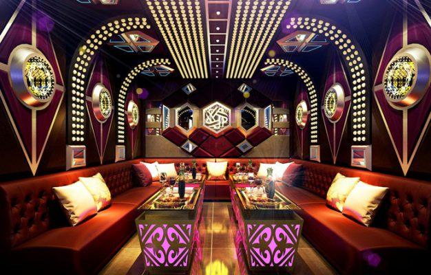 Thiết kế thi công trọn gói phòng karaoke tại Phú Thọ