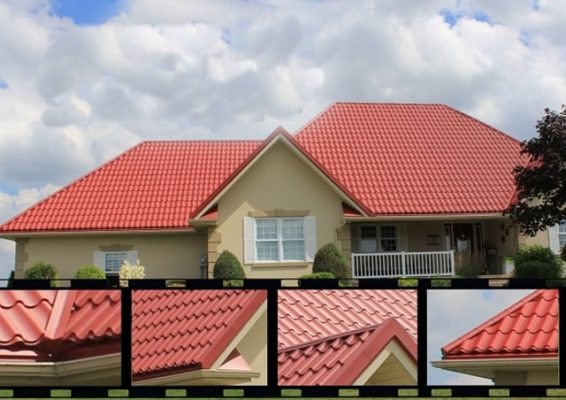 Thi công lắp đặt mái tôn chống nóng