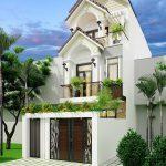 Thiết kế nhà 3 tầng mái Thái tại Phú Thọ
