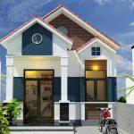 Thiết kế nhà cấp 4 có gác lửng đẹp nhất tại Phú Thọ