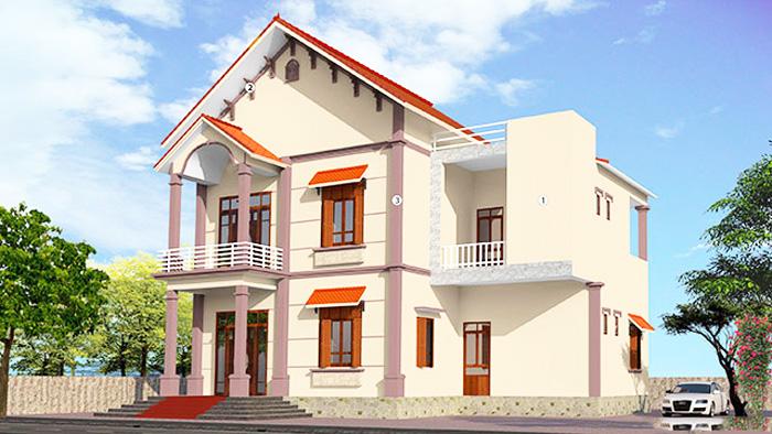 Dịch vụ sơn nhà trọn gói tại Vĩnh Phúc