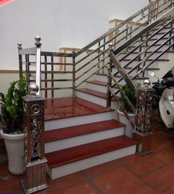 Cầu thang inox sus201,304, 201