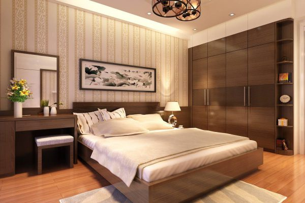 Thiết kế thi công nội thất phòng ngủ trọn gói tại Phú Thọ