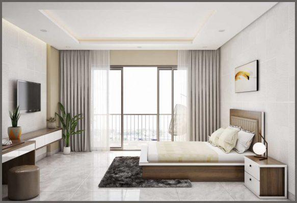 phong cách thiết kế thi công nội thất phòng ngủ