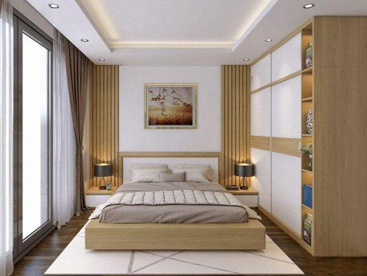 Mẫu thiết kế thi công nội thất phòng ngủ