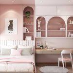Thiết kế nội thất phòng ngủ cho con tại Phú Thọ