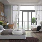 Thiết kế nội thất phòng ngủ hiện đại từ 5m2 đến 30m2