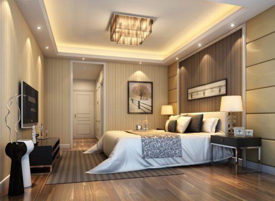 Nội thất phòng ngủ trên 20m2