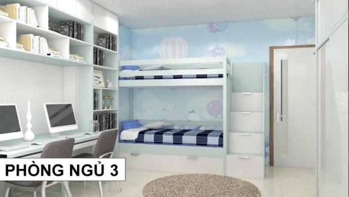 Nhận thiết kế nội thất chung cư tại Vĩnh Yên
