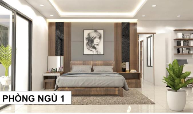 Chi tiết Mẫu nội thất chung cư Vinaconex Vĩnh Yên Vĩnh Phúc