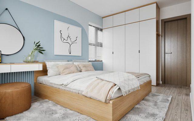 Nội thất tủ quần áo gỗ công nghiệp