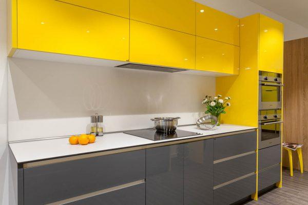 Tủ bếp gỗ MDF lõi xanh