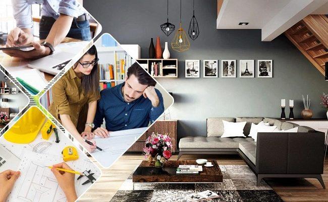 Thiết kế nội thất vô cùng quan trọng trong thiết kế xây dựng