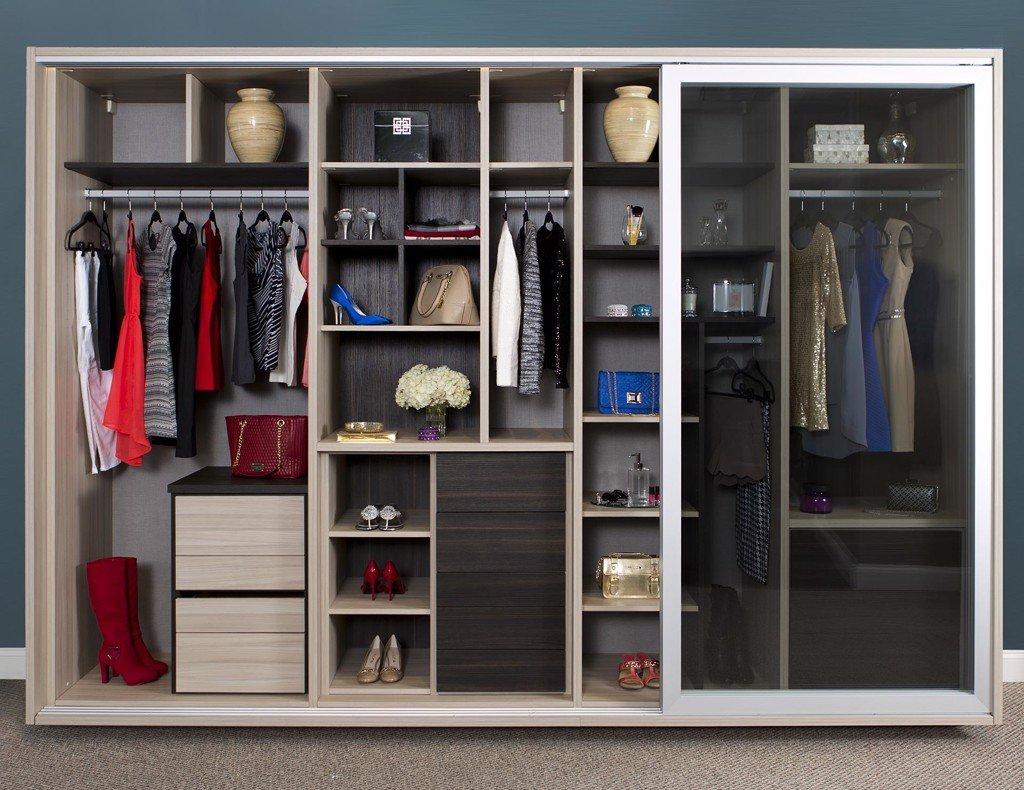 Tại sao nên sở hữu tủ quần áo gỗ công nghiệp trong phòng ngủ